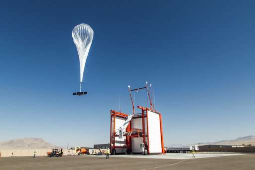 Loon's first commercial internet balloon deal is in Kenya
