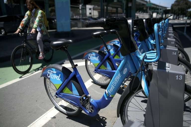 Lyft is acquiring Motivate, the operator of several US bikesharing programs including GoBike in San Francisco