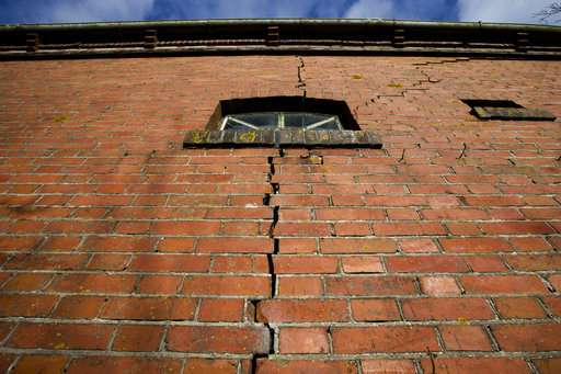 Manmade quakes force Dutch to face future without gas