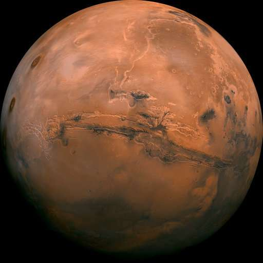 Mars making closest approach to Earth in 15 years