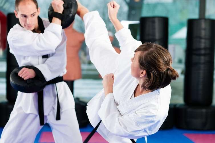 Martial arts can improve your attention span and alertness long term – new study