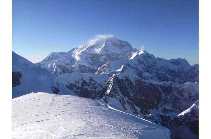 Melting of Arctic mountain glaciers unprecedented in the past 400 years