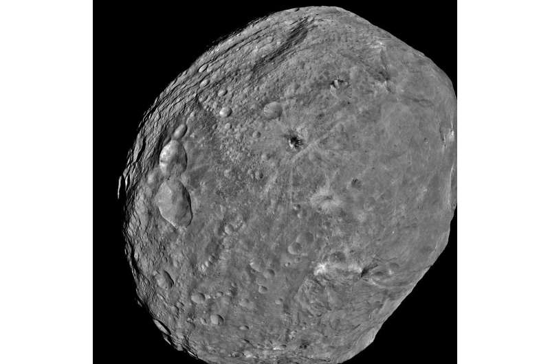 Meteorites brought water to Earth during the first two million years