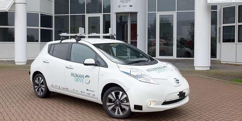Mimicking human driving in autonomous vehicles
