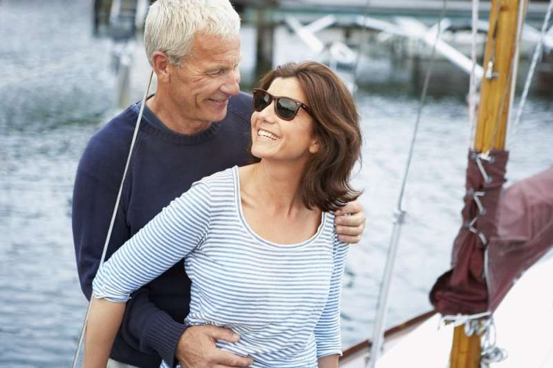 Mind the gap – does age difference in relationships matter?