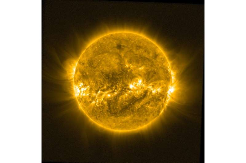 Monitoring solar activity