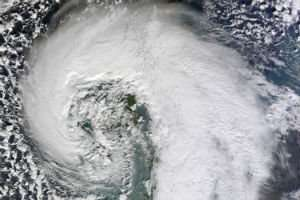 More sting jet storms likely due to global warming