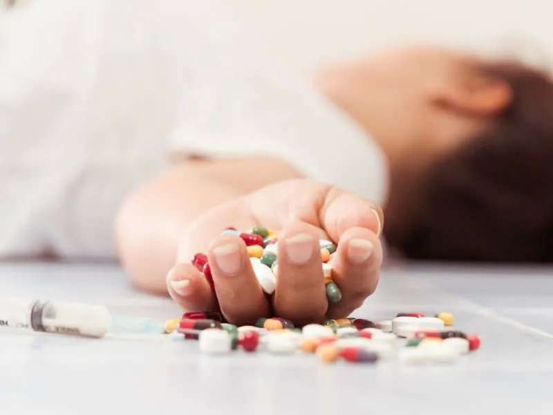 More than two-thirds of drug OD deaths in 2017 involved opioids