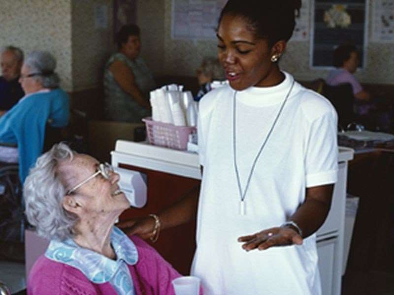 Most antipsychotics prescribed in nursing homes initiated there