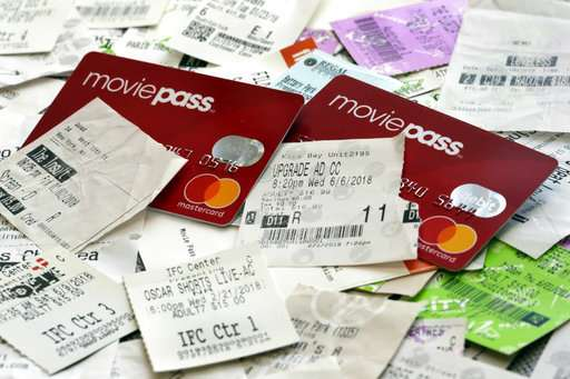 MoviePass to be jettisoned by parent company