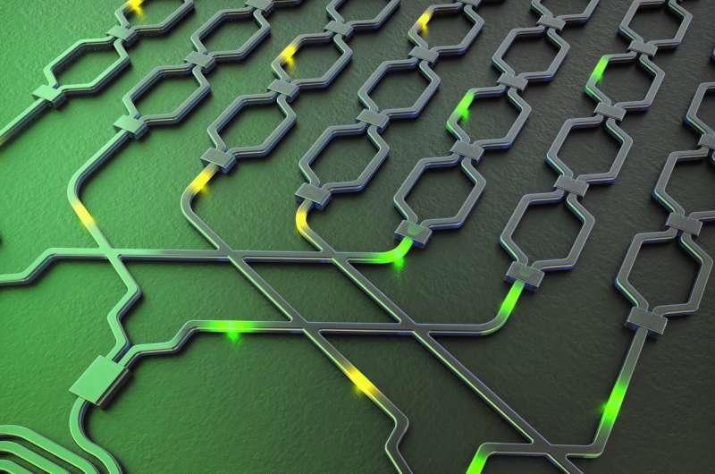 Multi-purpose silicon chip created for quantum information processing