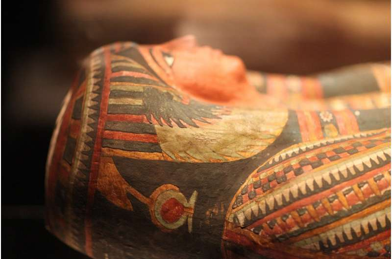 mummy egypte