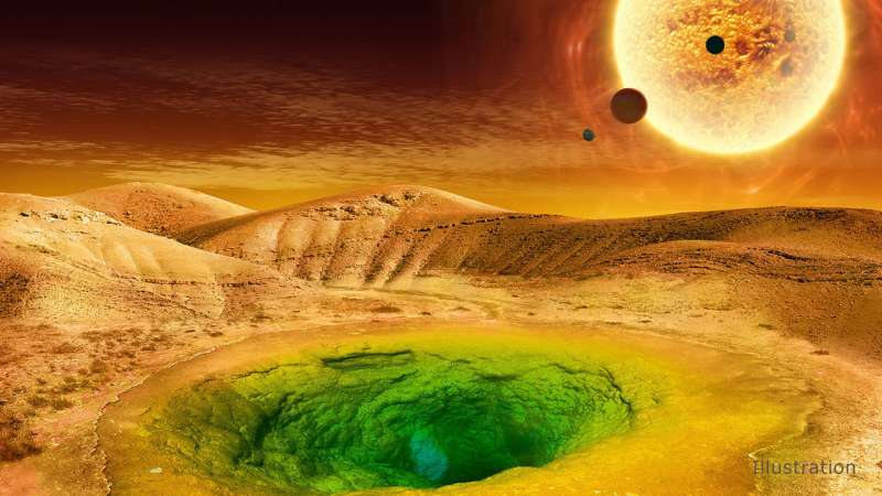 Nasa asks: Will we know life when we see it?