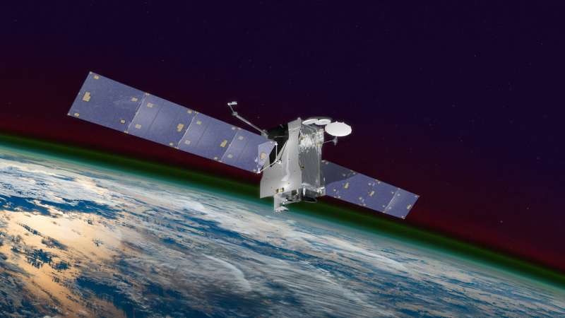 NASA GOLD Mission to image Earth's interface to space