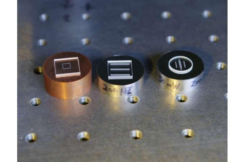 NASA team investigates ultrafast laser machining for multiple spaceflight applications