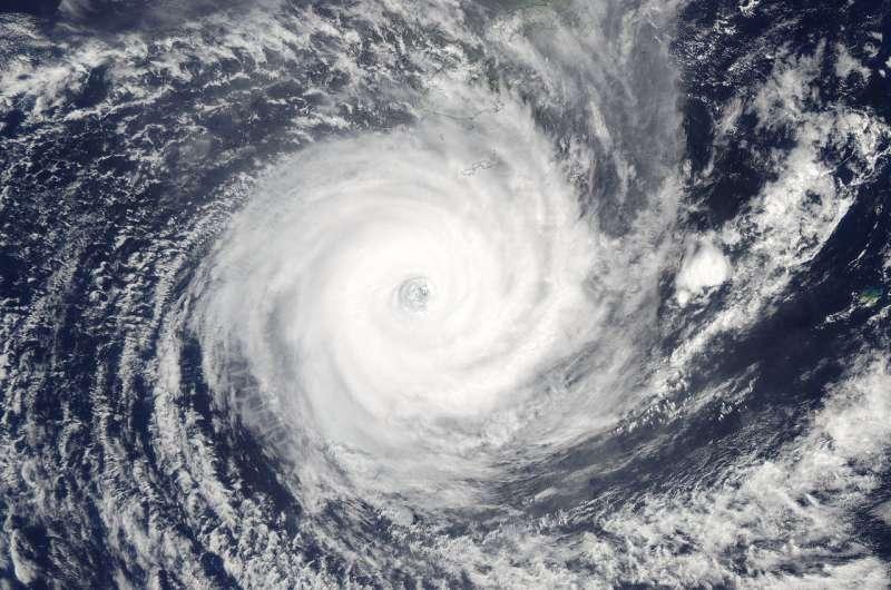 NASA totals rainfall from destructive Tropical Cyclone Gita