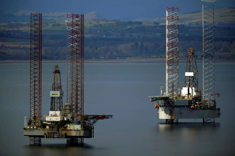Neighbouring Britain's North Sea oil bonanza is giving the Faroes hope that they'll get lucky eventually