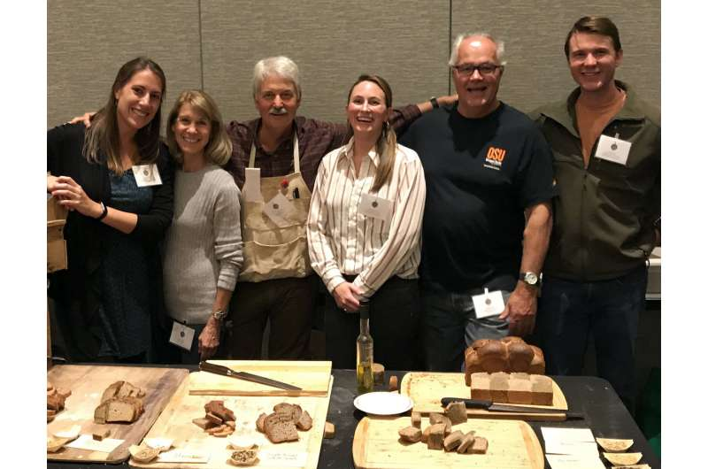 New 'Buck' naked barley: Food, feed, brew