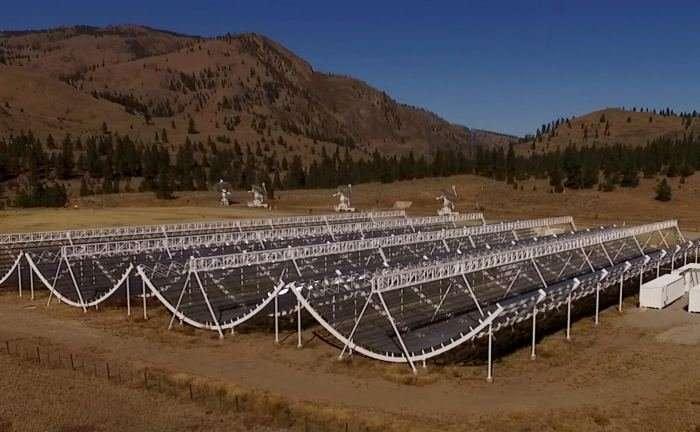 New Canadian Radio Telescope is Detecting Fast Radio Bursts