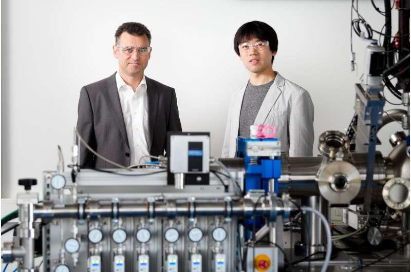 New catalyst opens door to CO2 capture in conversion of coal to liquid fuels