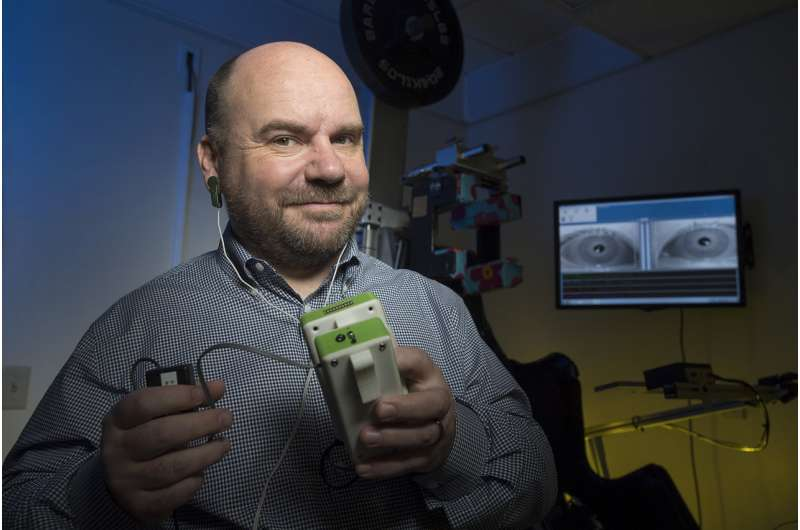 New device improves balance in veterans with Gulf War Illness