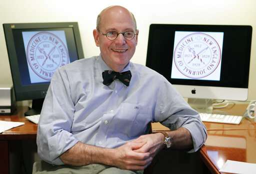 New England Journal of Medicine's longtime editor to retire