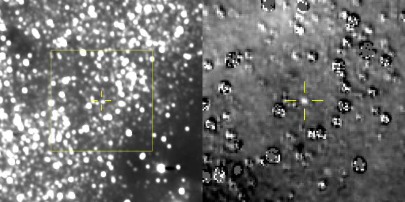 New Horizons Makes First Detection of Kuiper Belt Flyby Target