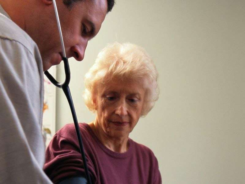 New hypertension guideline discussed for older adults
