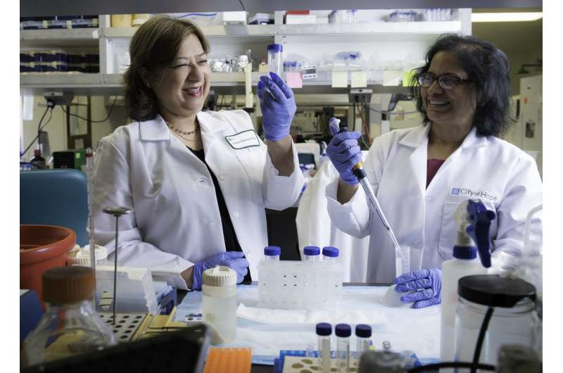 New platform discovered at City of Hope poised to be next generation of genetic medicines