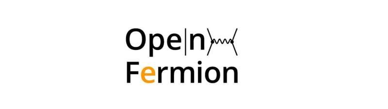 New practice tool for quantum computer coding: OpenFermion