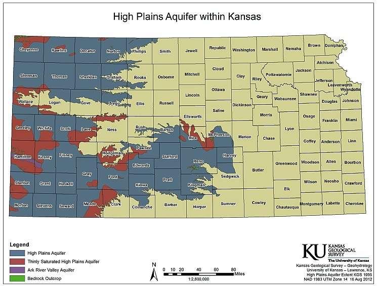 New report assesses health of the High Plains aquifer