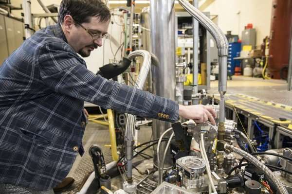 New result draws on 30 years of research and development and begins the definitive search for axion particles