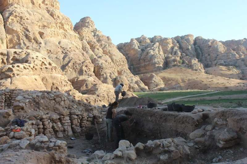 New study about world's earliest Neolithic villages