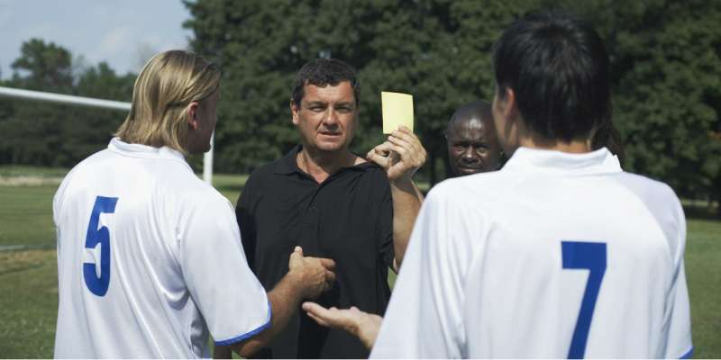 New study examines increasing referee abuse in men's soccer