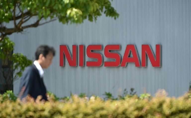 Nissan's profits dropped more than 10 percent