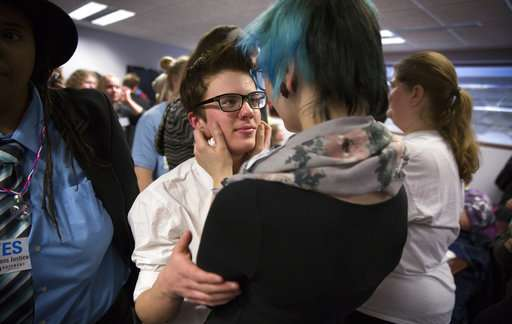Not just boy and girl; more teens identify as transgender