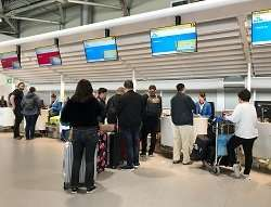 Novel design and luggage solutions to cut air travel times