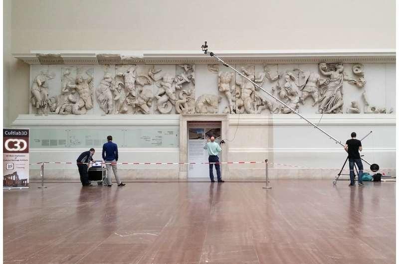 Novel digitization methods and restoration technologies for preserving cultural heritage