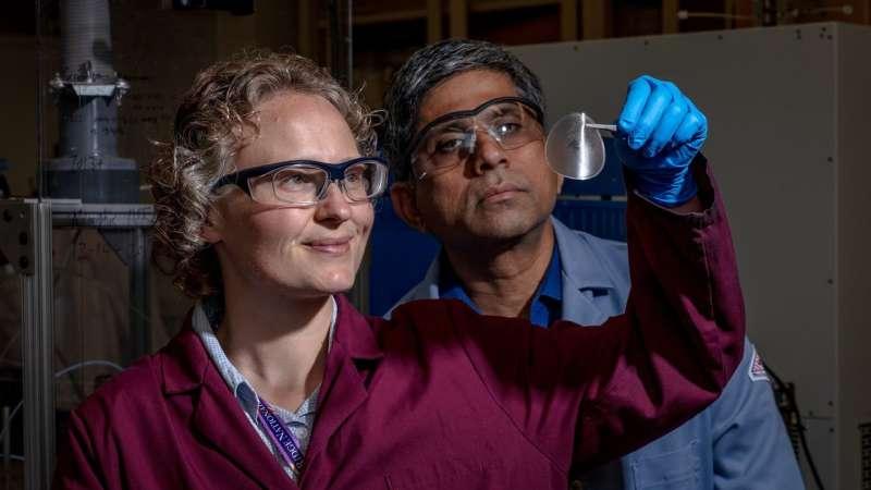 Novel membrane advances low-cost, grid-scale energy storage