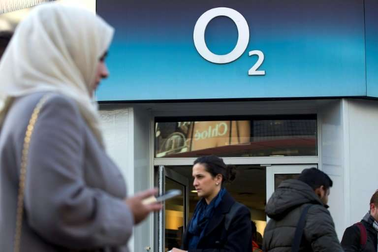 """O2, a division of Spanish telecoms giant Telefonica, blamed a third-party supplier for a """"global software issue in their sy"""