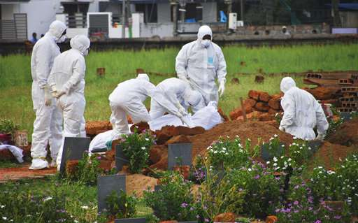 Officials: Deadly Nipah virus has not spread in south India