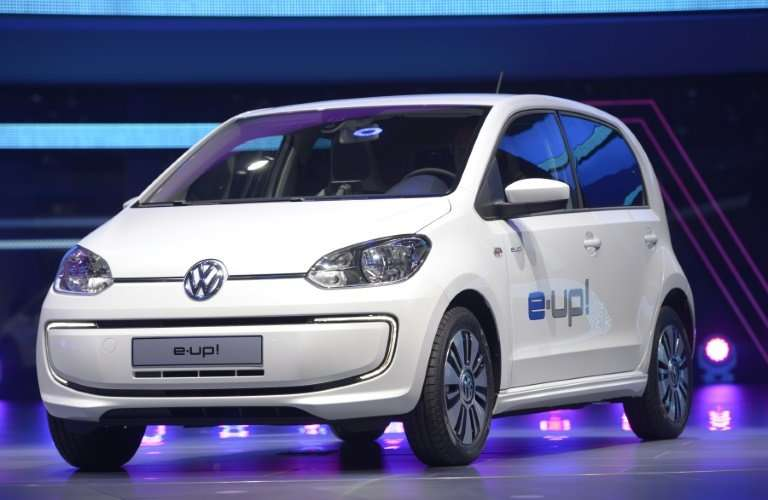 Of the three global automakers operating in Slovakia, so far only VW produces electric vehicles