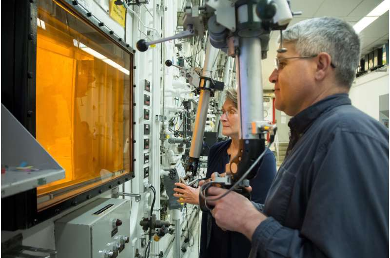 ORNL ramps up production of key radioisotope for cancer-fighting drug
