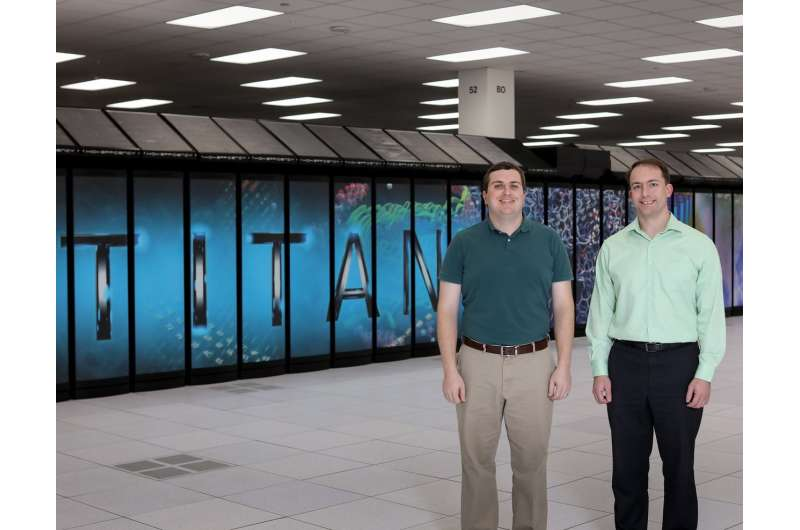 ORNL researchers use Titan to accelerate design, training of deep learning networks