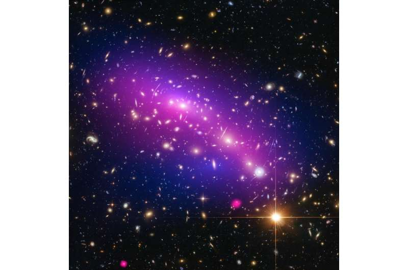 Our study suggests the elusive 'neutrino' could make up a significant part of dark matter
