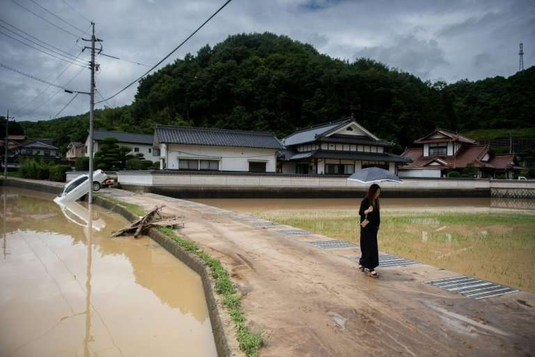 Over two million people have been told to evacuate, but the orders are not mandatory and many remained at home