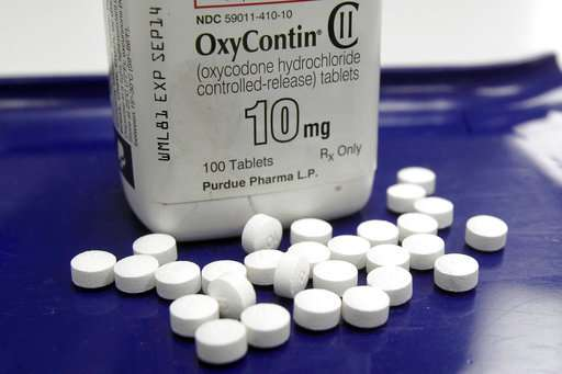 OxyContin maker will stop promoting opioids to doctors