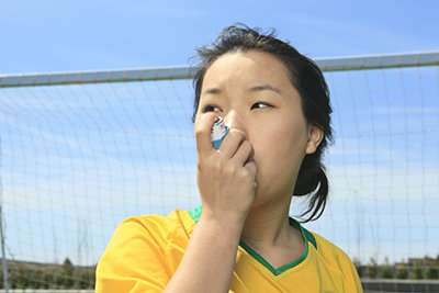 Ozone exposure at birth increases risk of asthma development