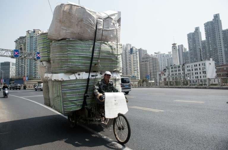 Paper, plastic and textiles are among the 24 categories of solid waste that have been banned by a new Chinese rule