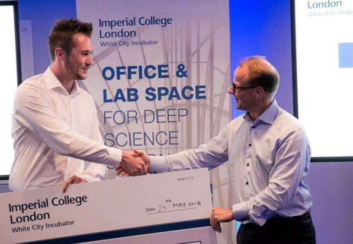 Paper sensor to speed up sepsis diagnosis wins innovation competition